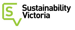 Sustainability Victoria logo