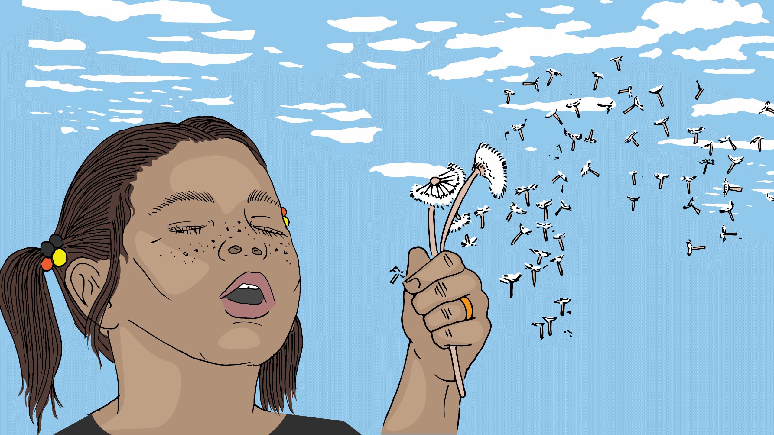 Artwork by Jacob Komesaroff